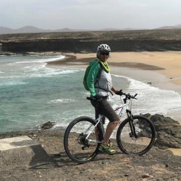 Mountainbiken auf Fuerteventura 2