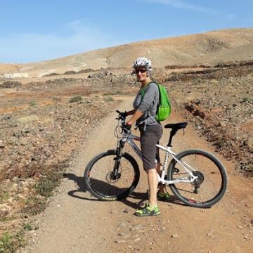 Mountainbiken auf Fuerteventura 1